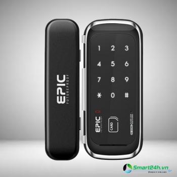 Khóa cửa kính EPIC ES-303 GC