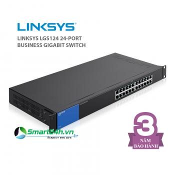 Linksys LGS124 Unmanaged Switch