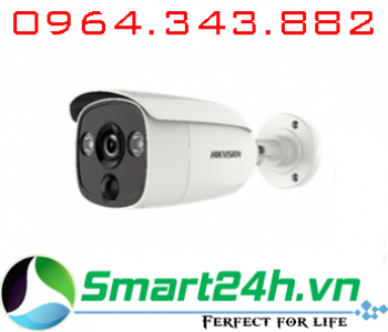 CAMERA HDTVI PIR 2MP HIKVISION DS-2CE12D0T-PIRL