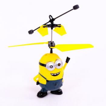 Máy bay Minion điều khiển cảm ứng bằng tay