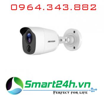 Camera HDTVI 2MP tích hợp hồng ngoại Hikvision DS-2CE11D8T-PIRL
