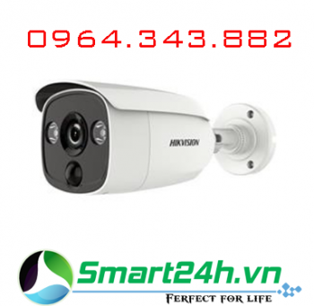 Camera HDTVI 2MP tích hợp hồng ngoại Hikvision DS-2CE12D8T-PIRL