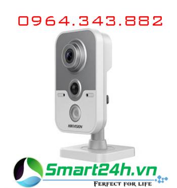 Camera HDTVI 2MP tích hợp hồng ngoại Hikvision DS-2CE38D8T-PIR