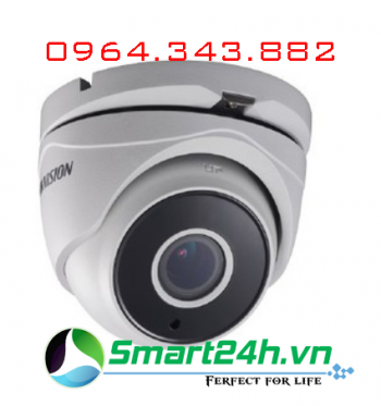 Camera Turbo HD Hikvision DS-2CE56F7T-IT3Z