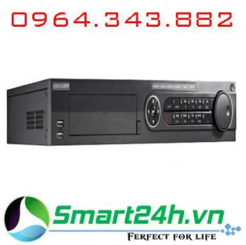 Đầu ghi 8MP 8 kênh HDTVI Hikvision DS-7308HUHI-K4