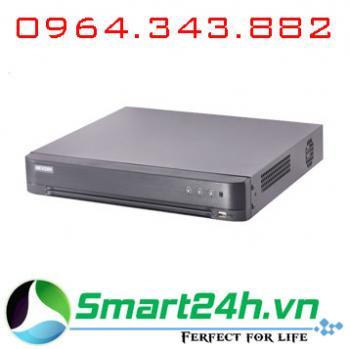 Đầu ghi 8 kênh HDTVI 5MP H.265+ Hikvision DS-7208HUHI-K2/P