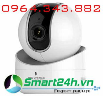Camera IP Robot 2MP HIKVISION DS-2CV2Q21FD-IW(B)