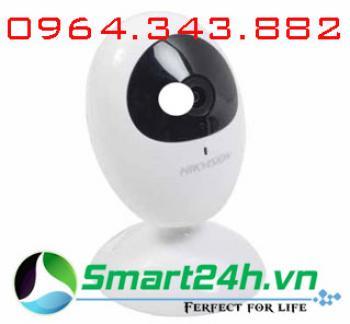 Camera IP Cube Wifi 2MP HIKVISION DS-2CV2U21FD-IW