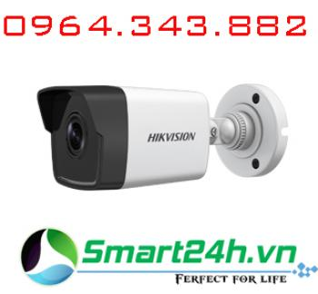 Camera IP HD Hồng ngoại 1MP Hikvision DS-2CD1001-I