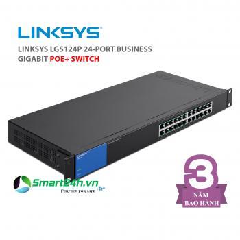 LINKSYS LGS124P Switch PoE+