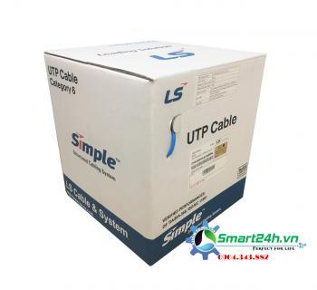 Cáp mạng LS UTP Cat6