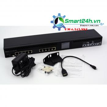 Router Mikrotik RB2011UiAS-RM