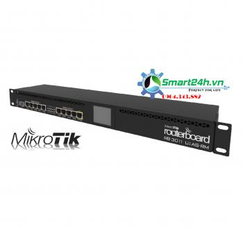 Router Mikrotik RB3011UiAS-RM