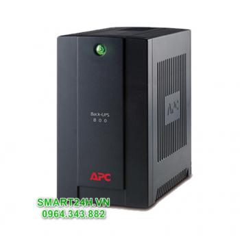 BỘ LƯU ĐIỆN UPS APC BX800LI-MS 800VA (ĐEN)