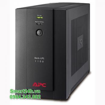 BỘ LƯU ĐIỆN UPS APC BX1100LI-MS 1100VA (ĐEN)