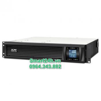 BỘ LƯU ĐIỆN UPS APC SMC1000I-2U 1000VA