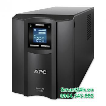 BỘ LƯU ĐIỆN UPS APC SMC1500I 1500VA