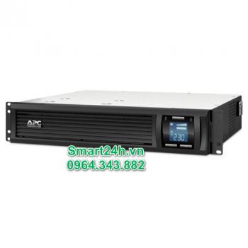 BỘ LƯU ĐIỆN UPS APC SMC1500I-2U 1500VA