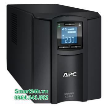BỘ LƯU ĐIỆN UPS APC SMC2000I 2000VA