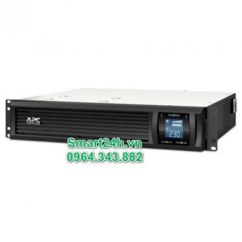 BỘ LƯU ĐIỆN UPS APC SMC2000I-2U 2000VA