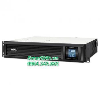 BỘ LƯU ĐIỆN UPS APC SMC3000RMI2U 3000VA