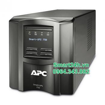 BỘ LƯU ĐIỆN UPS APC SMT750I 750VA