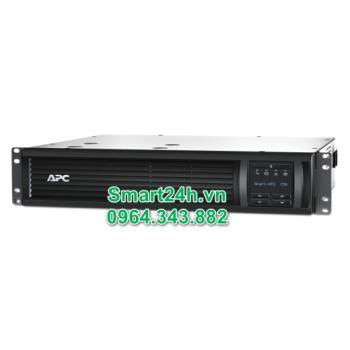 BỘ LƯU ĐIỆN UPS APC SMT750RMI2U 750VA