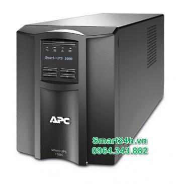 BỘ LƯU ĐIỆN UPS APC SMT1000I 1000VA