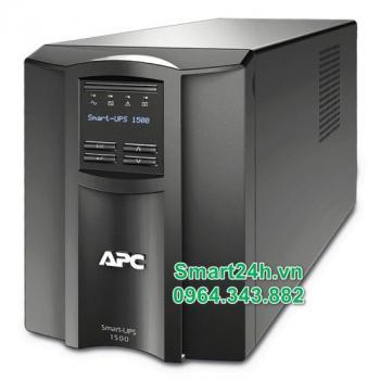 BỘ LƯU ĐIỆN UPS APC SMT1500I 1500VA