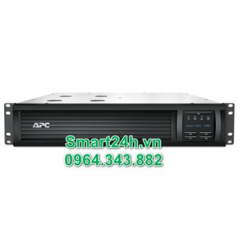 BỘ LƯU ĐIỆN UPS APC SMT1500RMI2U 1500VA
