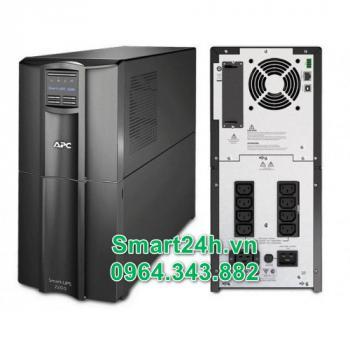 BỘ LƯU ĐIỆN UPS APC SMT2200I 2200VA