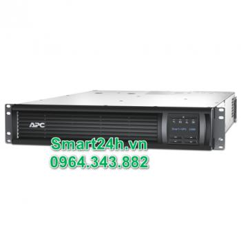 BỘ LƯU ĐIỆN UPS APC SMT2200RMI2U 2200VA