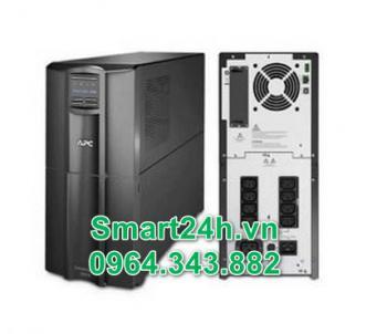 BỘ LƯU ĐIỆN UPS APC SMT3000I 3000VA