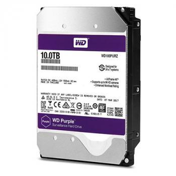 Ổ cứng WD Purple 10TB WD100PURZ